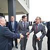 Powitanie gości przez Prezesa Zarządu Fundacji Rozwoju Lubelszczyzny