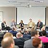 """Panel dyskusyjny """"Energetyka odnawialna i budownictwo pasywne - perspektywy i szanse rozwoju"""""""